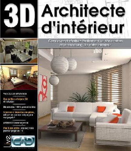 Architecte d 39 interieur 3d neuf vf pc ebay for Definition architecte d interieur